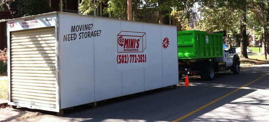Portable Storage Louisville Ky Go Minis