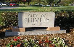 shively ky