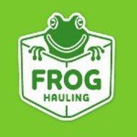 frog hauling columbus oh
