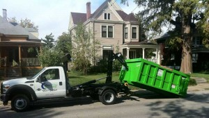 Dumpster Rentals from Moon Dumpsters